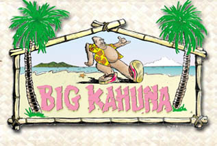 Big Kahuna Hawaiian Shirts